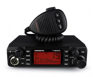 Thunderpole T-2000 24/12volt CB Radio, IN STOCK.###